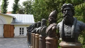 «Аллея правителей» Церетели переедет из Москвы в Пензу