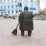 Якутский памятник вошел десятку самых необычных скульптур России
