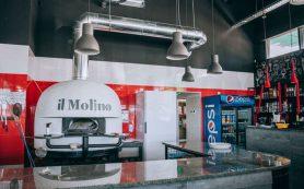 Доставка вкуснейшей пиццы от il Molino