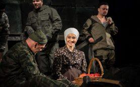 В омском театре поставили нашумевшую пьесу украинского писателя Куралеха