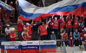 Решение о флаге и гимне сборной России на ЧМ по хоккею объявят 17 марта