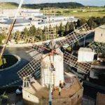 На мальтийском острове Гозо завершилась реставрация уникальной мельницы XVIII века