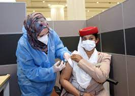 Эмирейтс выполнит специальный рейс, знаменующий успех программы вакцинации