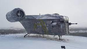 В Якутии построят корабль Люка Скайуокера из «Звездных войн»