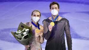 Путин поздравил Синицину и Кацалапова с победой на ЧМ по фигурному катанию