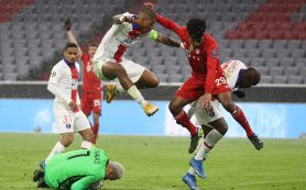 «Бавария» уступила «ПСЖ» при непривычных погодных условиях, потерпев первое за 20 матчей поражение в Лиге чемпионов