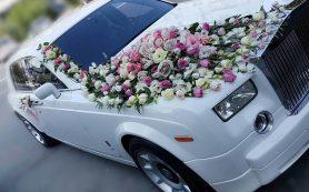 Выбираем автомобиль на свою свадьбу