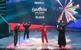 На концерты «Евровидения» допустят до 3,5 тысячи зрителей