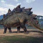 Полярные стегозавры питались очень твёрдой пищей