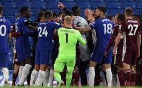 «Челси» обыграл «Лестер» после поражения в финале Кубка Англии