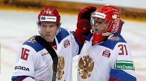 Онлайн-трансляция матча ЧМ по хоккею Россия — Чехия