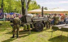 Услуги военного кейтеринга от компании KP125.ru