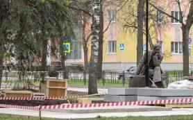 В Сарове открыли памятник Андрею Сахарову