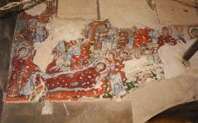 Уникальные фрески найдены в колыбели христианского монашества