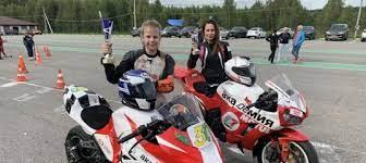 С гонок «Супермото» юные нижегородские пилоты привезли две медали