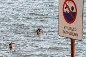 В Крыму будут бороться с туристами, нарушающими запрет на купание