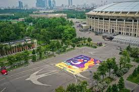 Жар-птица из русских сказок стала символом чемпионата мира по пляжному футболу в России