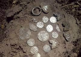 Арабский клад в Рязанской области