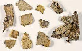Найдена новая рукопись Мёртвого моря
