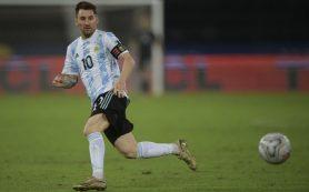 Гол Месси не помог Аргентине обыграть Чили