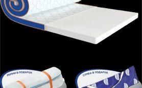 Характеристики тонких матрасов от магазина Sleep & Fly