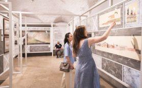 В музее архитектуры им. Щусева открылась выставка «Архитектура памяти»
