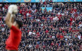 Полные трибуны не помогли венграм устоять в матче с Португалией