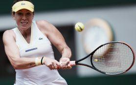 Павлюченкова вышла в четвертьфинал «Ролан Гаррос»