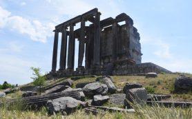 В турецком городе Айзаной обнаружен древний символ мегаполиса