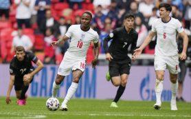 Гарри Магуайр признан лучшим игроком матча Англия-Германия
