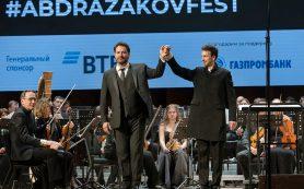Ильдар Абдразаков посвятил международный фестиваль молодым певцам
