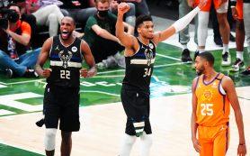 Баскетболисты «Милуоки» стали чемпионами НБА