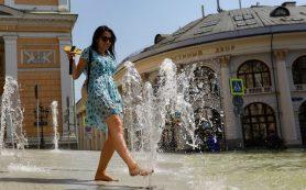 Самое пекло: как пережить аномальную жару в городе