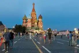Спрос на экскурсионные туры в России снизился в 5 раз по сравнению с 2020 годом