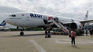 AZUR air возобновляет полеты в Доминикану
