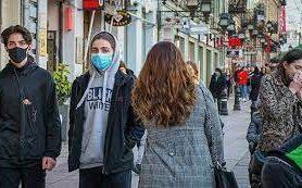 В Грузии ввели обязательное использование масок на улице