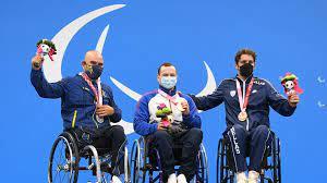 Сборная России завоевала 12 медалей в пятый день Паралимпиады