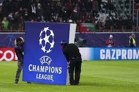 Определились все участники групповой стадии Лиги чемпионов