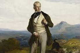 Сегодня исполняется 250 лет отцу исторического романа Вальтеру Скотту