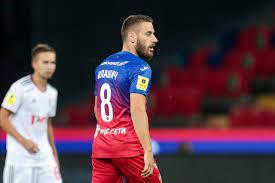 ЦСКА объявил о переходе Влашича в «Вест Хэм»