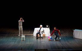 Волковский театр из Ярославля показал премьеру в Донецке