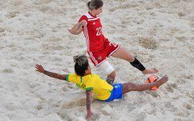 Россия заняла третье место в Межконтинентальном кубке по пляжному футболу