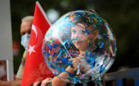 Турция отменила ПЦР-тесты для детей младше 12 лет