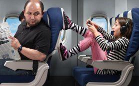 Japan Airlines нашла способ рассадить в полете нервных пассажиров и плачущих детей