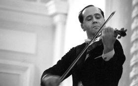 В Москве скончался скрипач Игорь Ойстрах