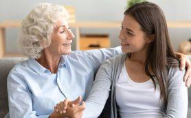 Возможность выговориться помогает сохранить когнитивные функции в среднем возрасте
