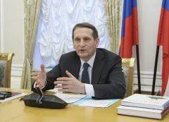 Нарышкин предложил отметить как большой праздник 225-летние Владимира Даля