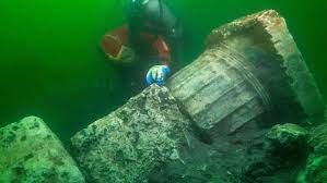 Археологи нашли античное военное судно в древнеегипетском Гераклионе