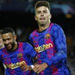 """""""Барселона"""" одержала первую победу на групповом этапе Лиги чемпионов"""